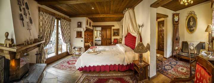 suite 1600x630 720x280 Bellevue Hôtel & Spa, Italie