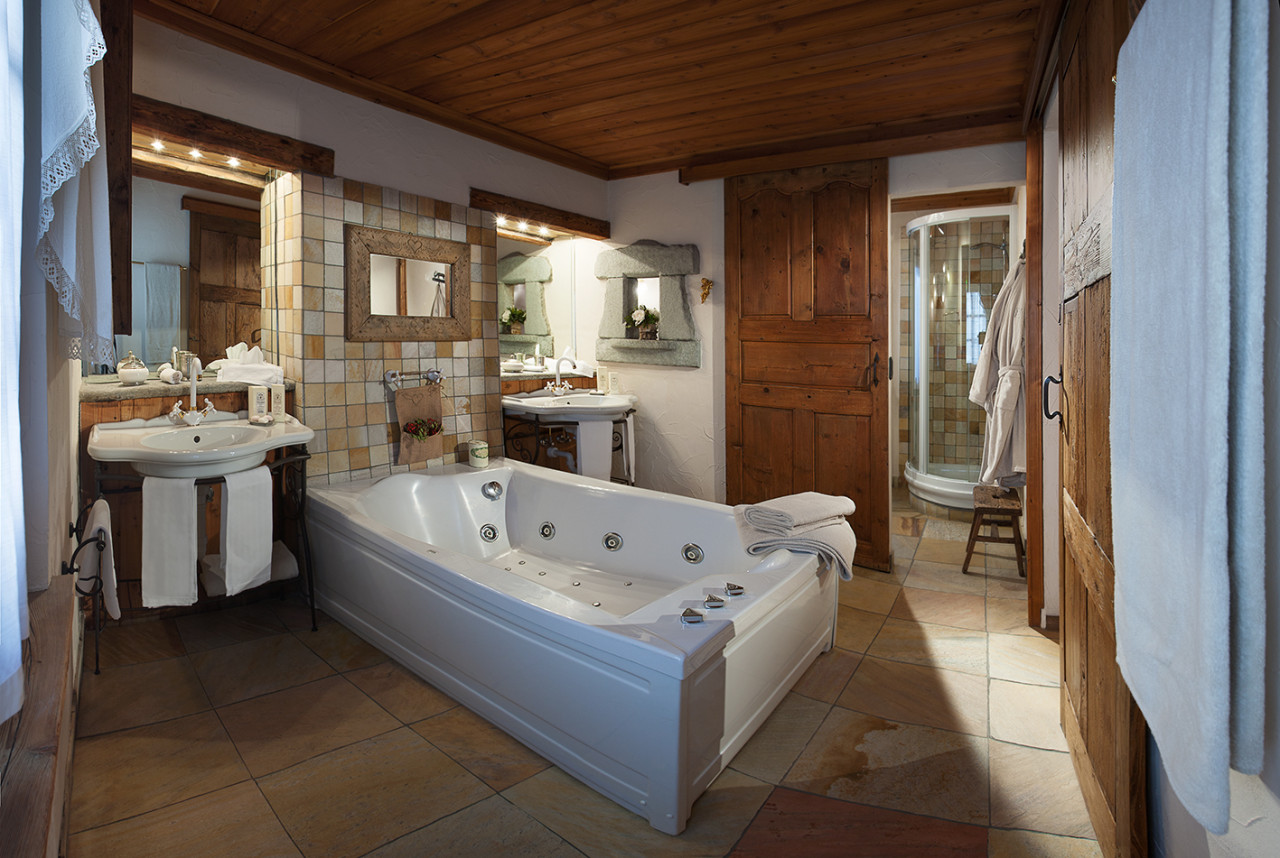 Chalet | Camere e chalet | www.hotelbellevue.it