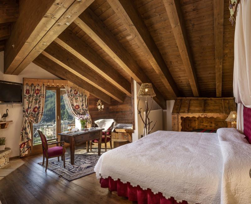 Suite A Cogne Dans Le Relais Chateaux Bellevue Hotel