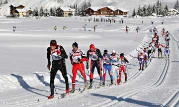 Coppa del Mondo di sci di fondo a Cogne