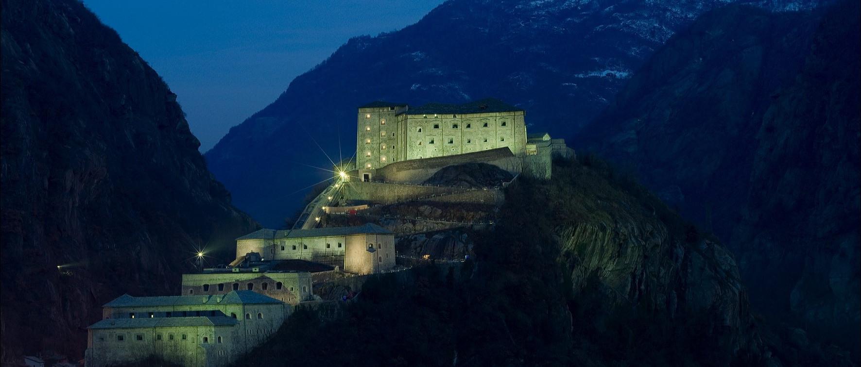 Ch Teaux De La Vall E D Aoste Et Fort De Bard Bellevue Hotel Spa