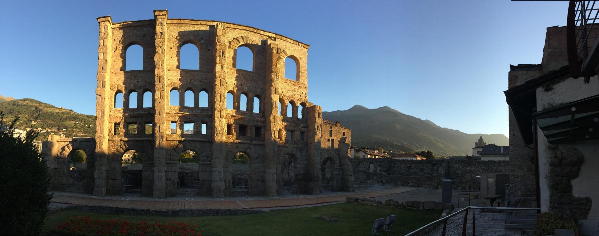 Aosta citt romana bellevue hotel spa cogne valle d for Buthier piscine